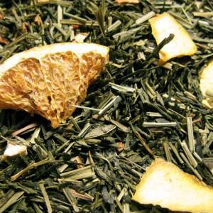 Té Verde Fruta de la Pasión