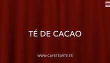 Té de Cacao