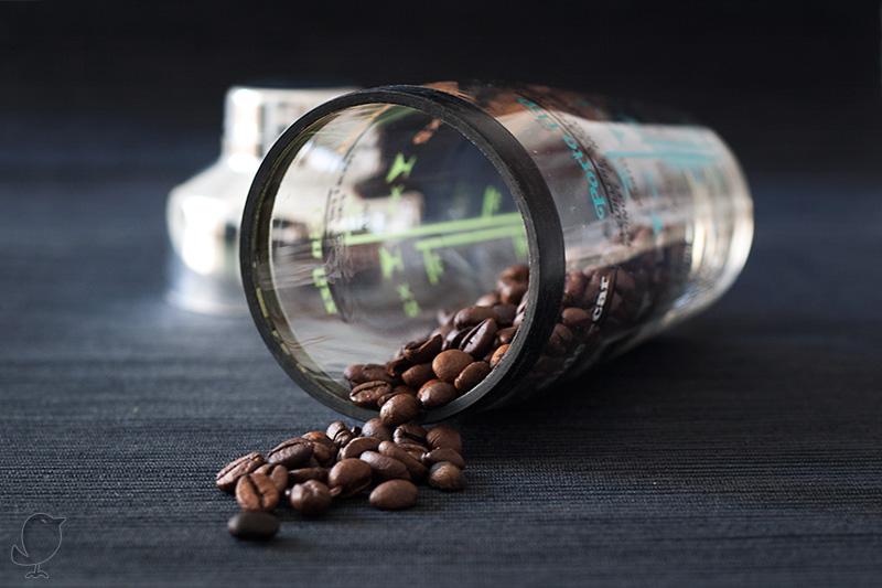 café y coctelera