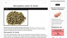 post del monografico del té verde