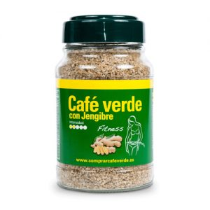 Café Verde molido con Jengibre