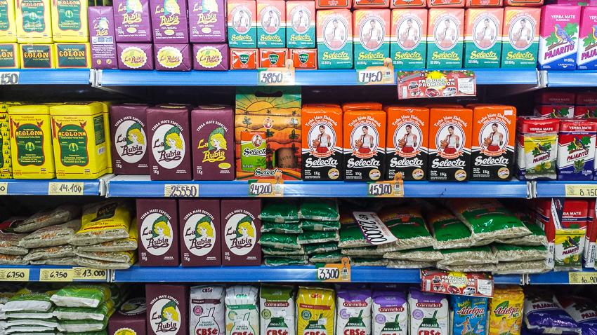 Consumo de yerba mate t y caf en paraguay cafetearteblog - Marcas de te ...
