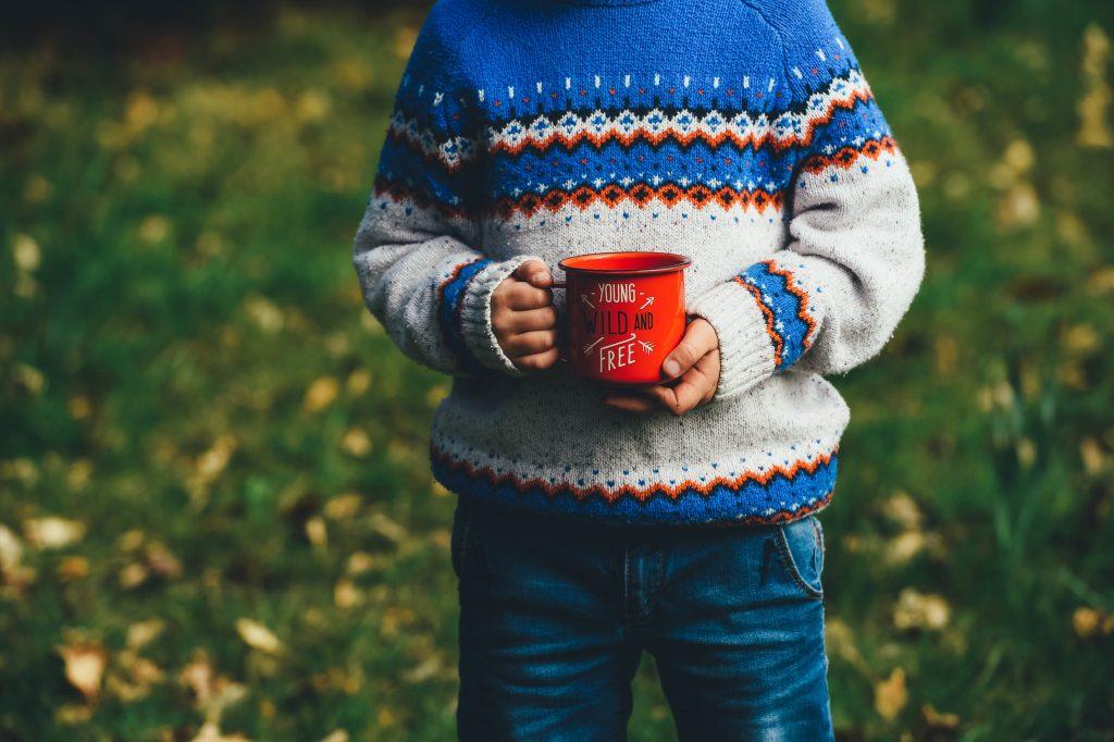 El té y los niños, te verde, rooibos con vainilla, tés para niños