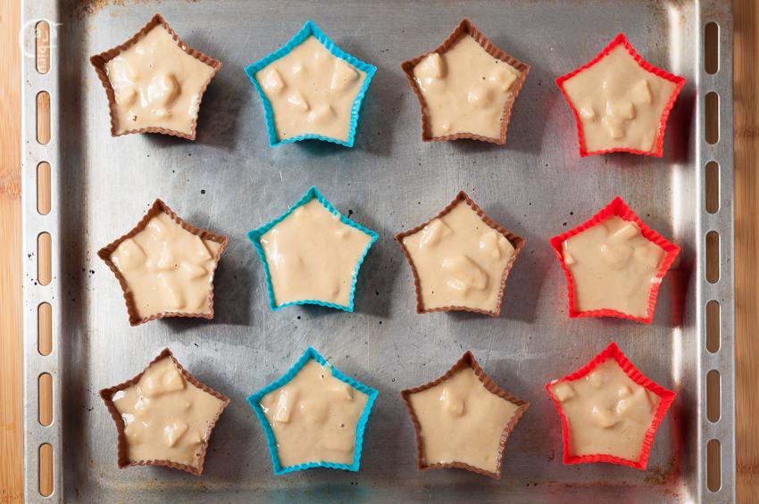 Muffins Veganos Bruma Primaveral (2)