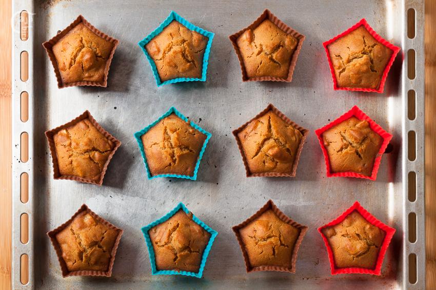 Muffins Veganos Bruma Primaveral (3)