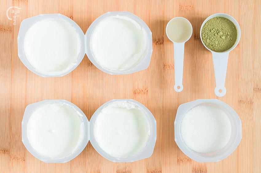 Helado de yogur y té matcha (1)