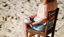 remedios para el estreñimiento, tomar el sol, estreñimiento, té frío, infusiones